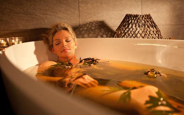 Травяная ванна для здоровья и души