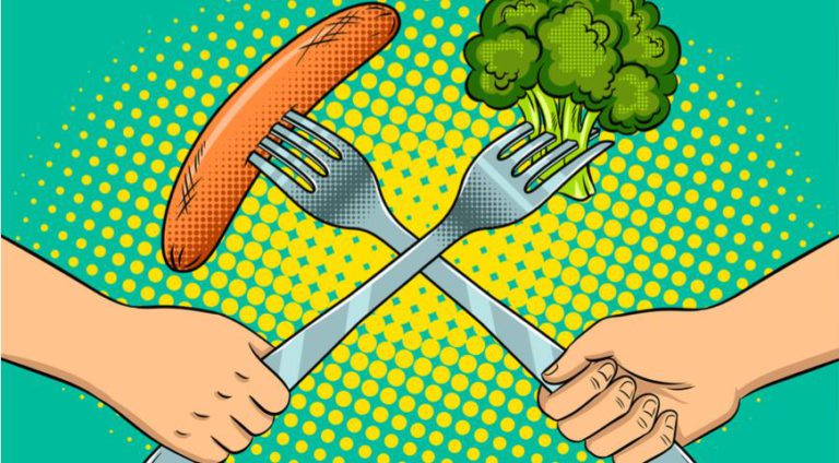 О вреде вегетарианства для взрослых и детей