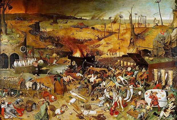 Самые страшные пандемии в истории