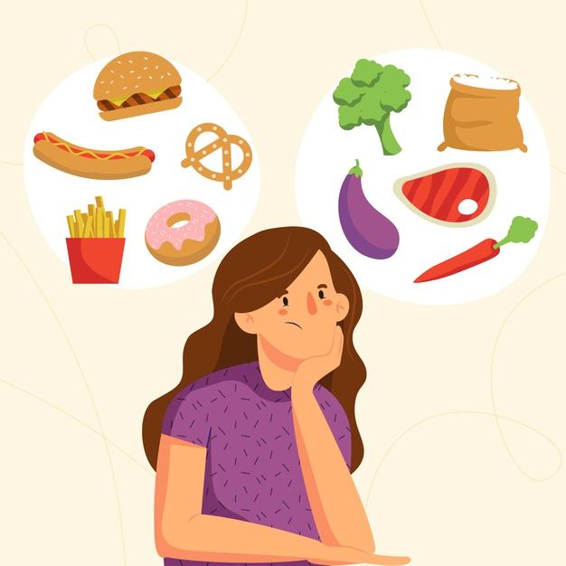 Принципы правильного питания для долгой и здоровой жизни