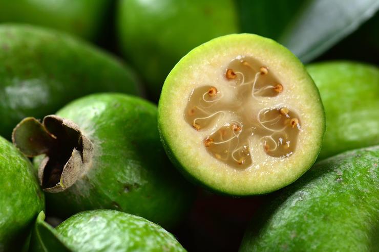 Фейхоа: польза субтропической ягоды