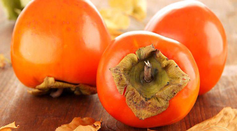 Хурма – полезные свойства зимнего фрукта