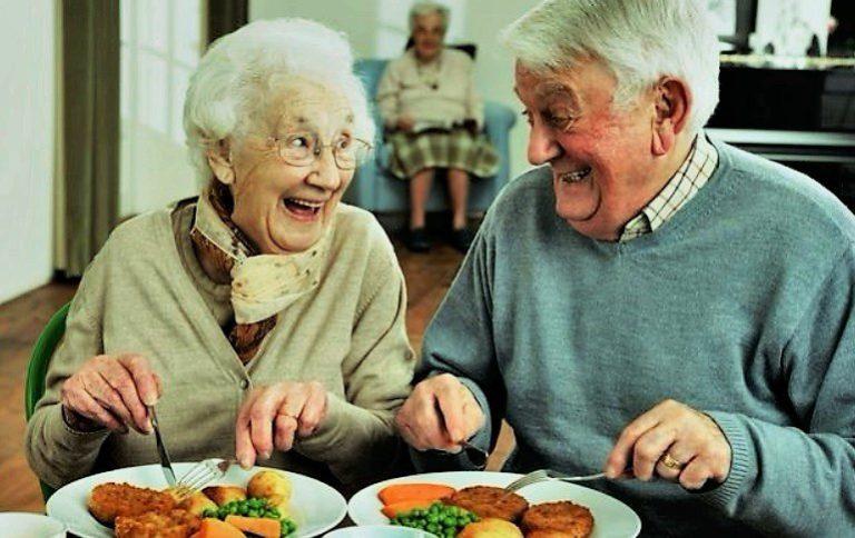 Рекомендации по здоровому питанию для пожилых людей