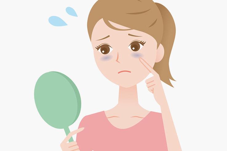 Как избавиться от синяков под глазами – следуйте простым привычкам