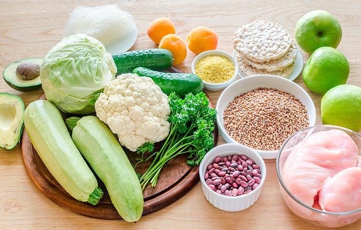 Гипоаллергенная диета – что можно поесть аллергику