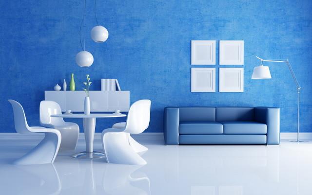 Как цвет стен влияет на настроение и здоровье