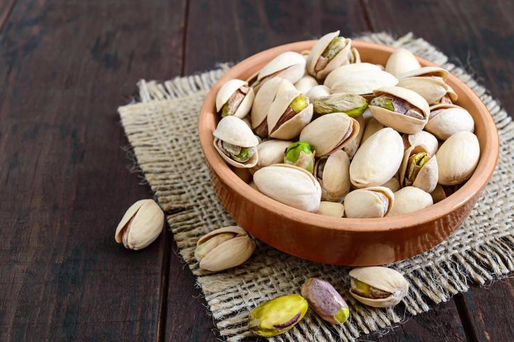 Фисташки: польза зелёного чудо-ореха