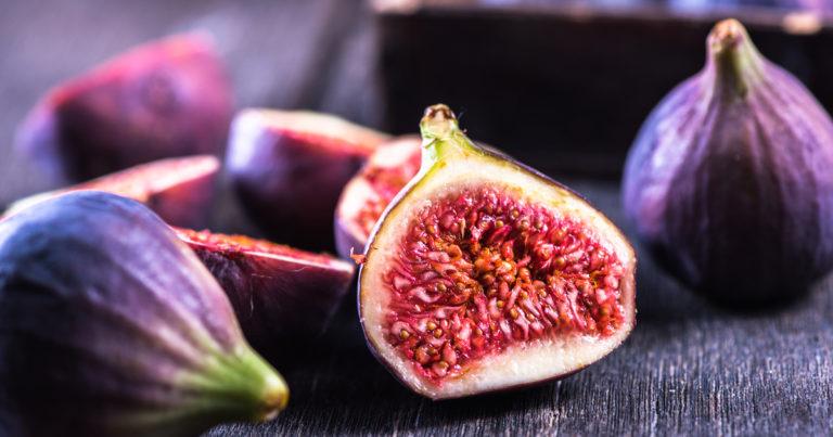 Инжир: польза плода фиговых деревьев