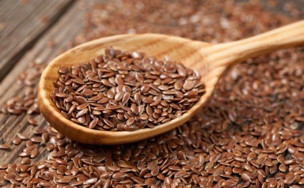 Семена льна: польза в высоком содержании омега-3