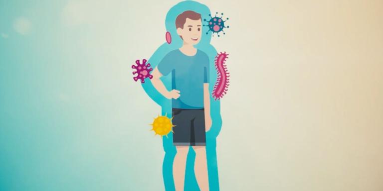 Как поднять иммунитет без лекарств?