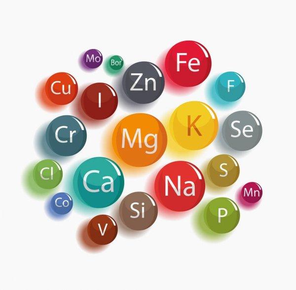 Какие минералы принимать для правильного функционирования организма?