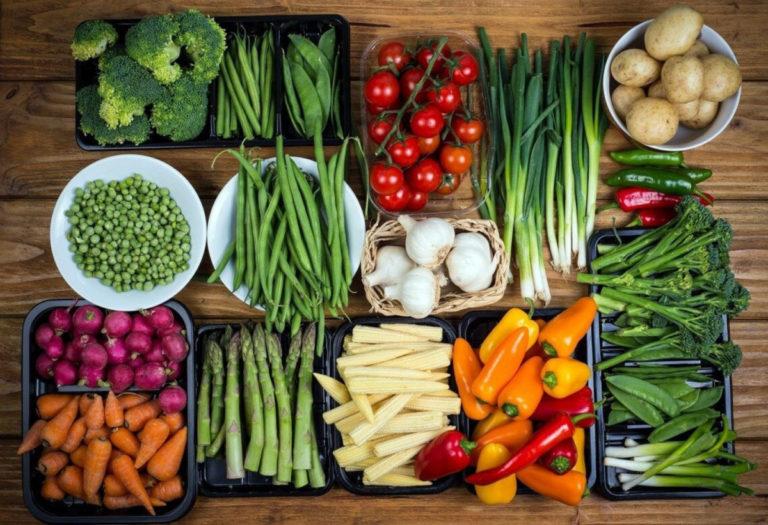 Овощи — все полезно, что в рот полезло