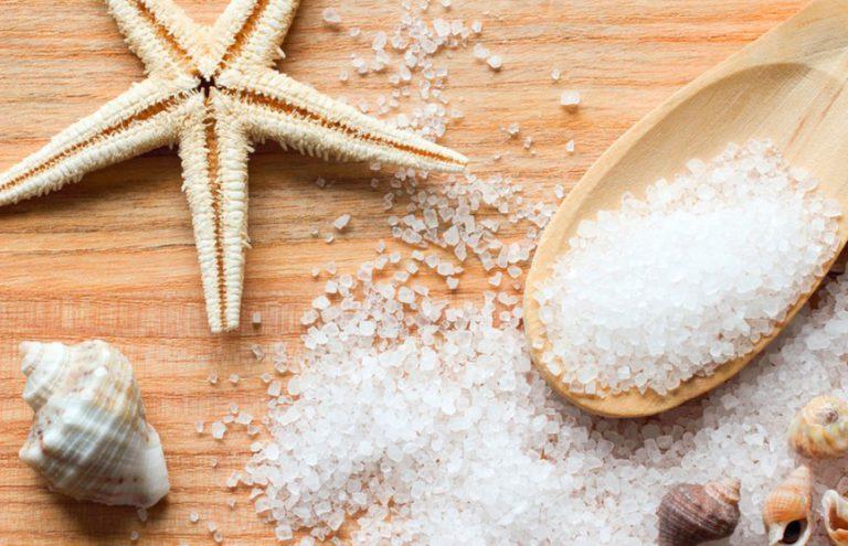 Солевая ванна — приятно и полезно